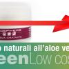 -50% sulle creme viso naturali all'aloe vera!