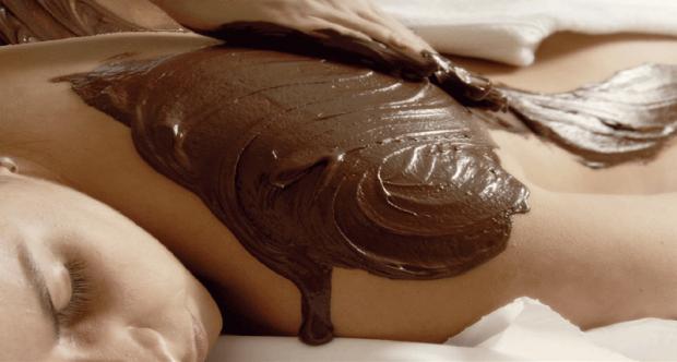Appuntamento con il cioccolato N.3: MASSAGGIO AL CIOCCOLATO. Sensuale, rilassante e naturale