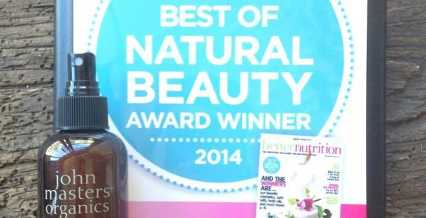 La nostra esperienza con i prodotti naturali per capelli John Masters Organics