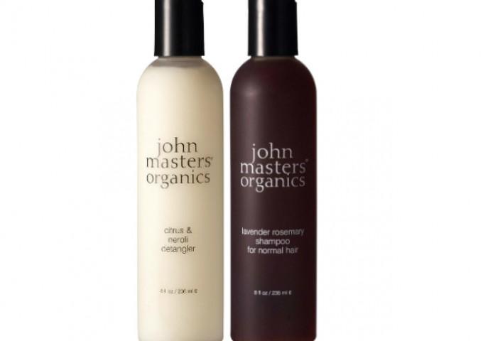 Recensione shampoo Lavanda e Rosmarino - John Masters Organics