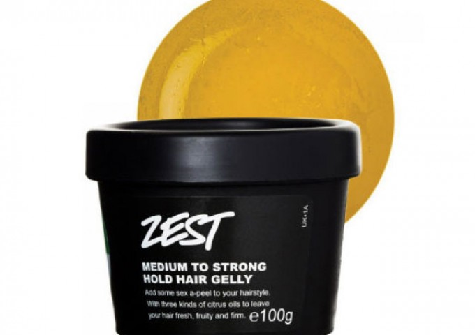 Zest - Gelatina naturale per capelli