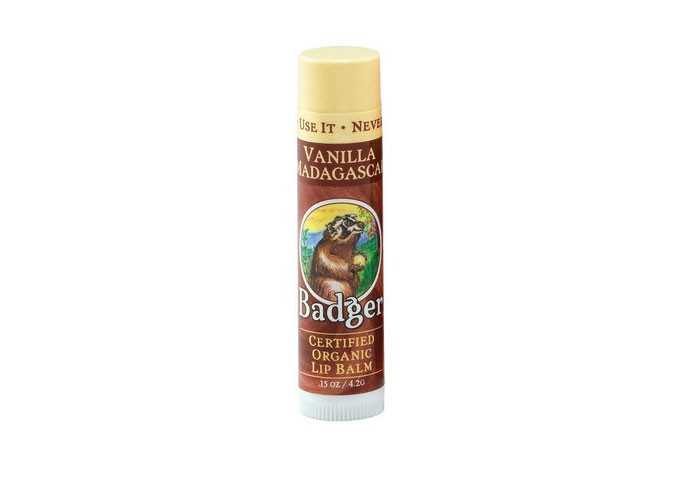 Balsamo per labbra - Badger Balm Lip Balm Stick