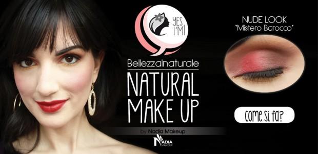 Make-up Tutorial - il trucco per Natale e Capodanno (meglio se con i cosmetici naturali!)