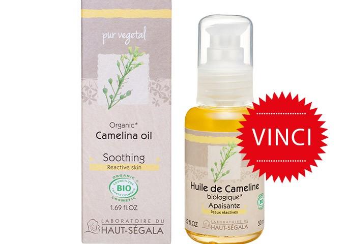 Olio di camelina puro e Bio - Haut Segala