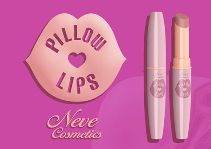 Pillow Lips - Novità  Neve Cosmetics