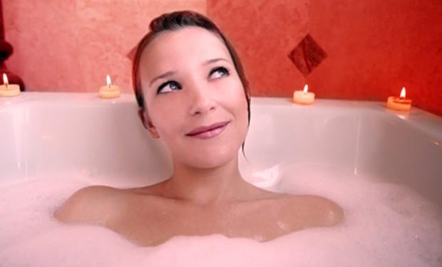 Bagno Romantico San Valentino : Bellezza al naturale* la ricetta delle bombe frizzanti per un