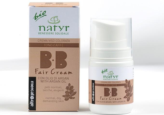 BB cream Bio Natyr