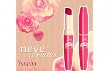 New! Balsamo labbra Yumtint - Neve Cosmetics