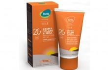 Recensione Crema Fluida Solare Protezione Media SPF 20 - Bjobj