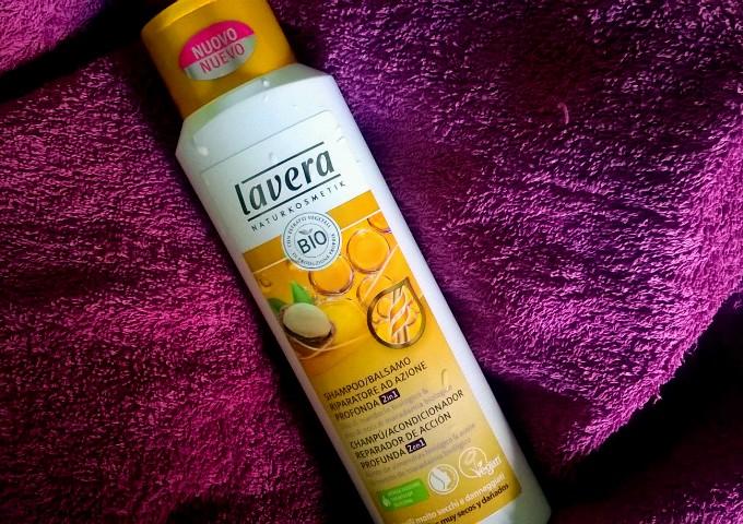 Recensione Hair Pro Shampoo + Balsamo Extra Riparatore 2in1 - Lavera