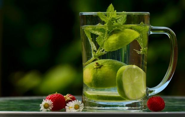 Detox: il potere dell'acqua